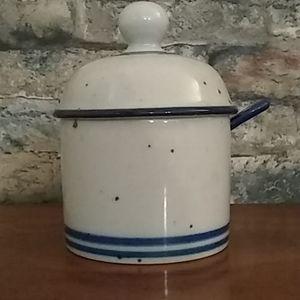 Vintage Dansk Jelly Jam Condiment Jar